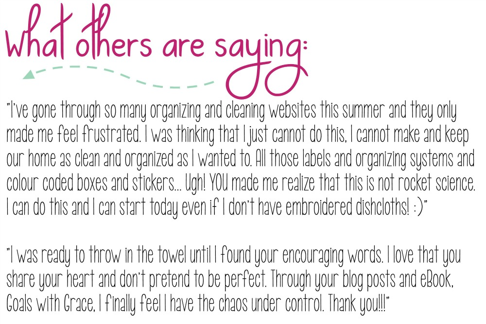 What others are saying about CreativeHomeKeeper.com