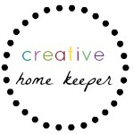 Welcome to Creative Home Keeper