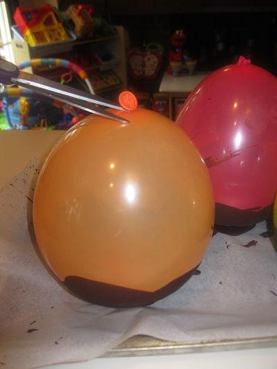 Edible Chocolate Ice Cream Bowls