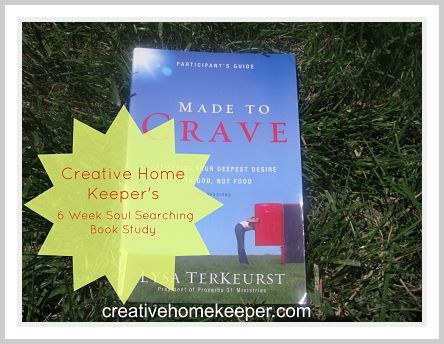 Made to Crave Book Study