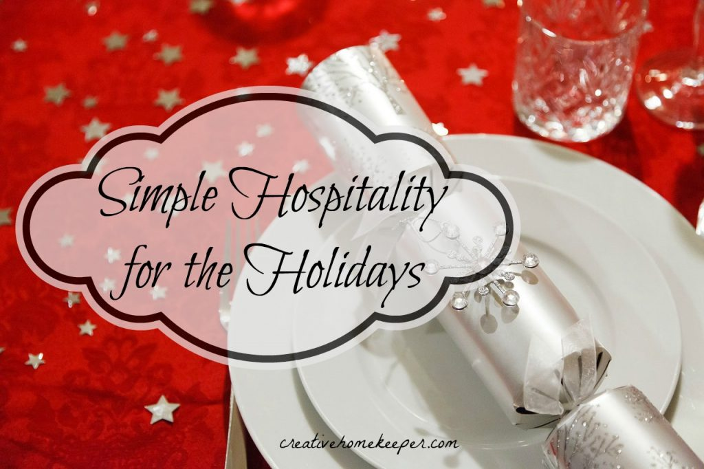 holiday hospitality