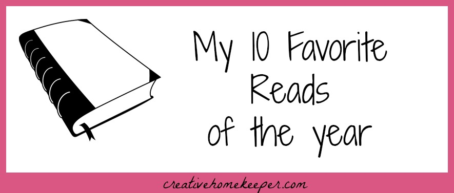 10 favorite reads