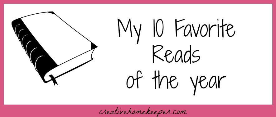 10 favorite reads