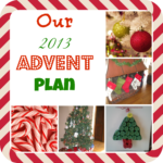 Our Advent Plan