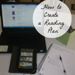 How to Create a Reading Plan