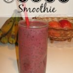 Power Smoothie {How I Get My Kids to Eat Kale}