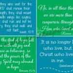 10 Scriptures for Everyday Encouragement
