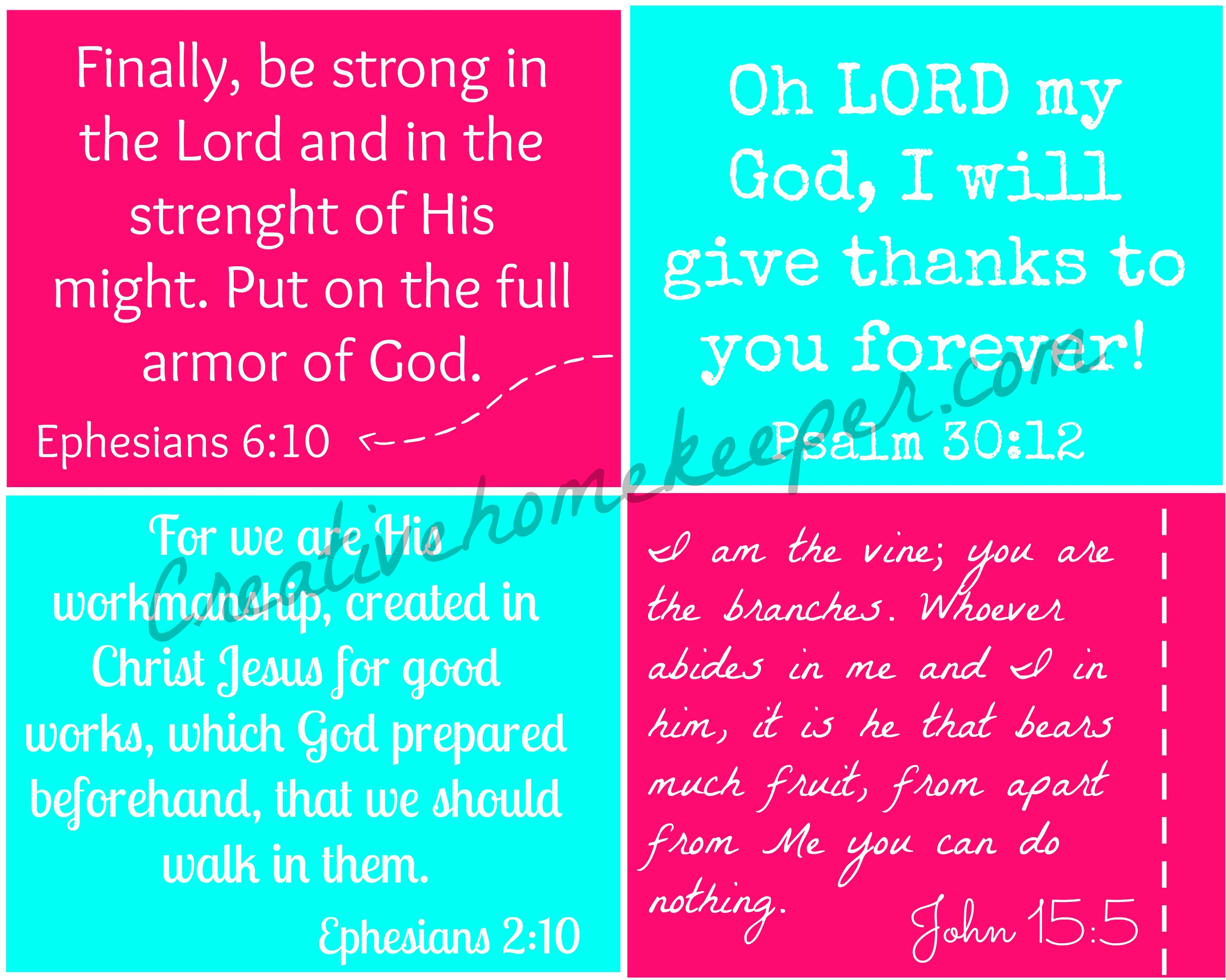 10 scriptures for everyday encouragement creative home keeper