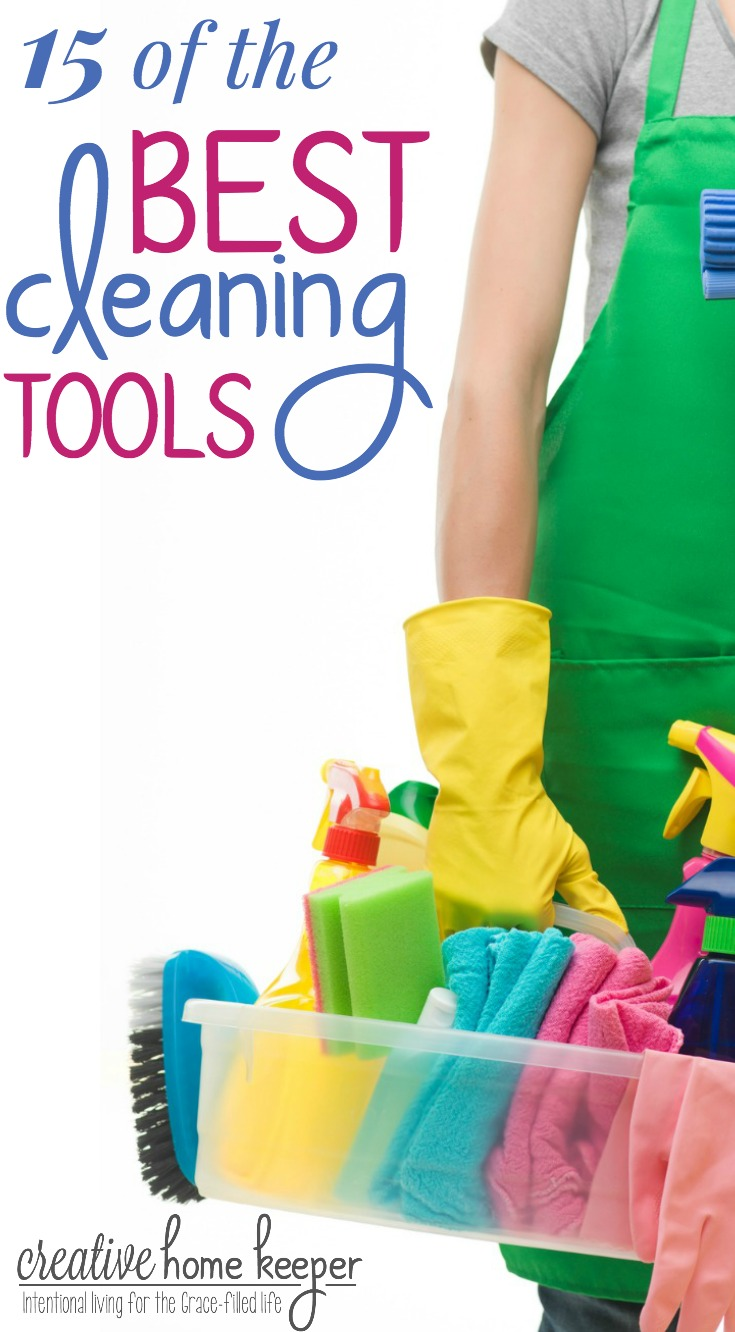 Cleaning doesn't need to be complicated or time-consuming, especially when using the very best cleaning tools! This list gets the job done efficiently, some are even multi-purpose which makes the job get done even faster! You have to check this list out!!!