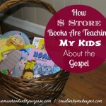 3 Reasons I Love Dollar Store Children's Books