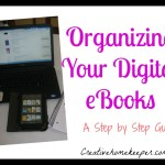 Organizing Your Digital eBooks: A Step By Step Guide