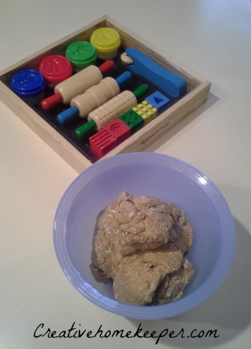 edible play dough set