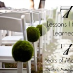7 Lessons I Have Learned in 7 Years of Marriage