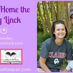 Bringing Home the Missing Linck {Book Notes Link Up}