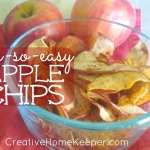 Oh-So-Easy Apple Chips