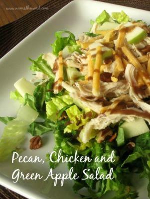 pecan chicken apple salad