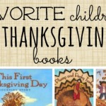 Favorite Thanksgiving Children's Books