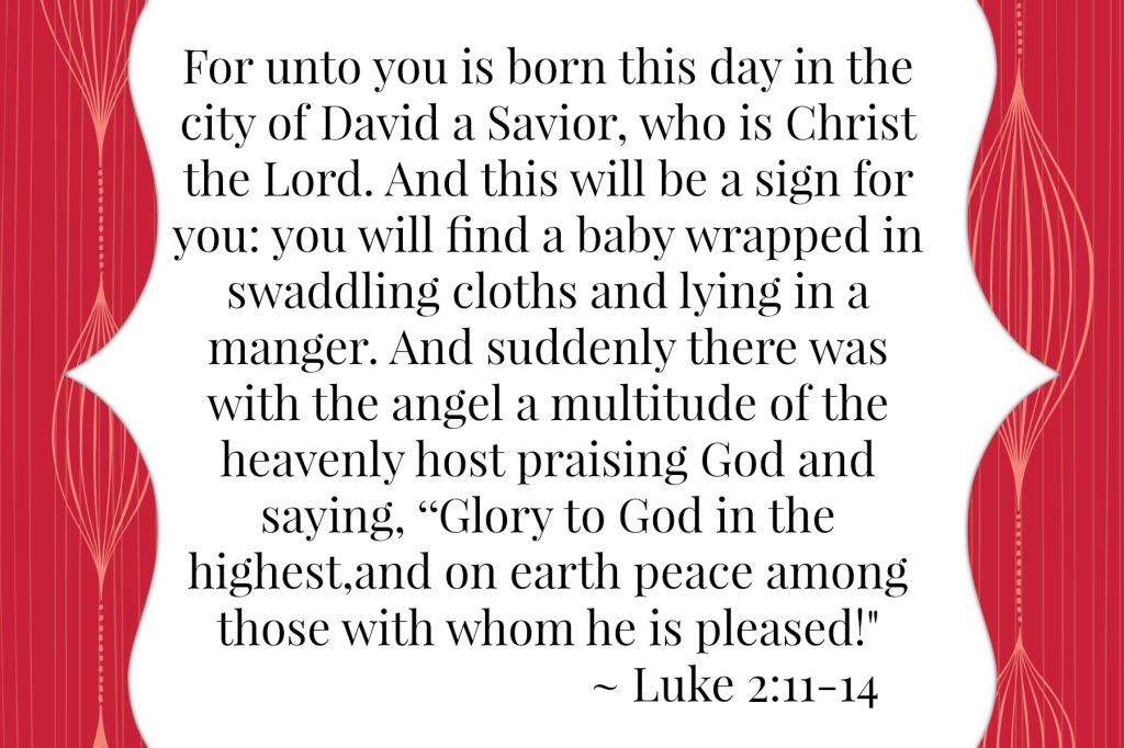 Luke 211-14