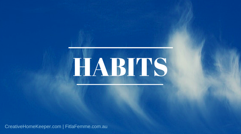 Kick start your health in the New Year (or any time of year) by following some simple and effective healthy nutrition and exercise habits.   FitLaFemme.com.au for CreativeHomeKeeper.com