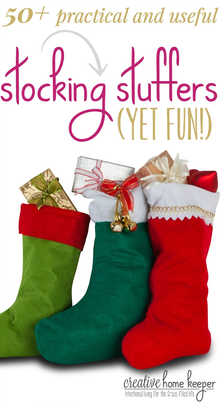 50 practical and useful yet fun stocking stuffers creative home 50 practical and useful yet fun stocking stuffers for both kids and adults alike solutioingenieria Images