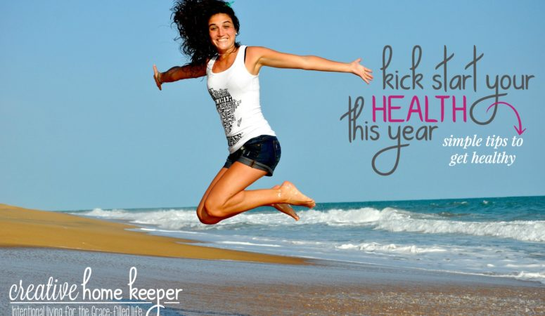 Kick Start Your Health in the New Year