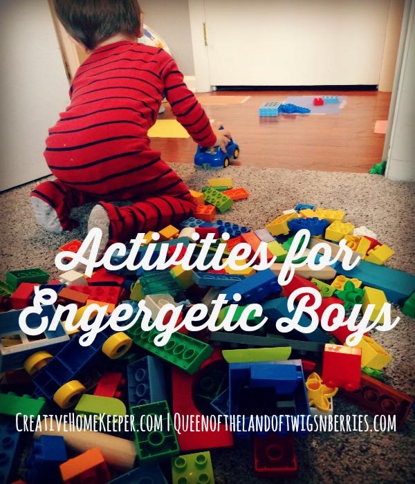 Indoor Activities for Energetic Kids this Winter
