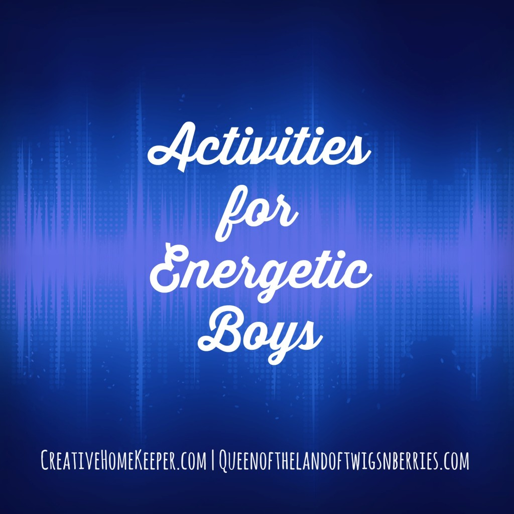 Indoor Activities for Energetic Kids this Winter: It may be cold and snowy outside, but these indoor activities for energetic kids this winter are creative, frugal and so fun. Fun for both Boys and girls.