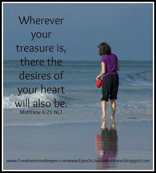 Treasure is Matt 621