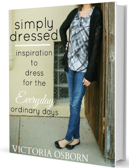 Simply Dressed 3Dcover 500 x 650