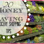 20 Money Saving Grocery Shopping Tips
