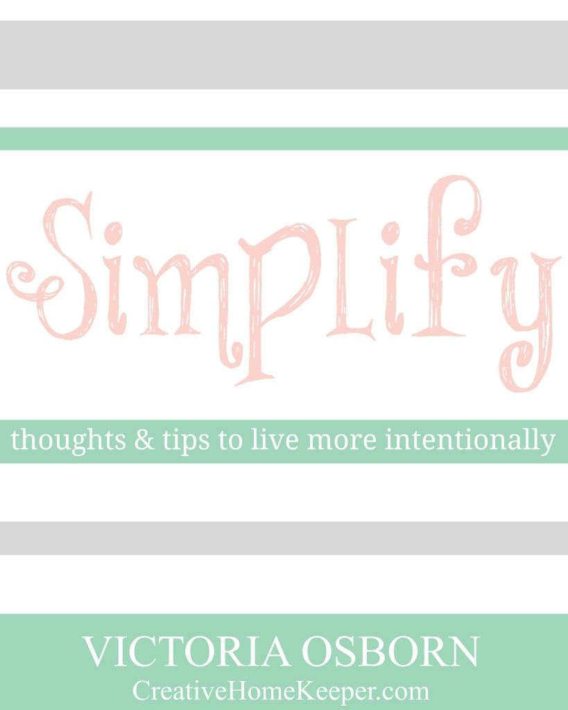 Simplify eBook Cover