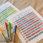 Create a Family Summer Bucket List