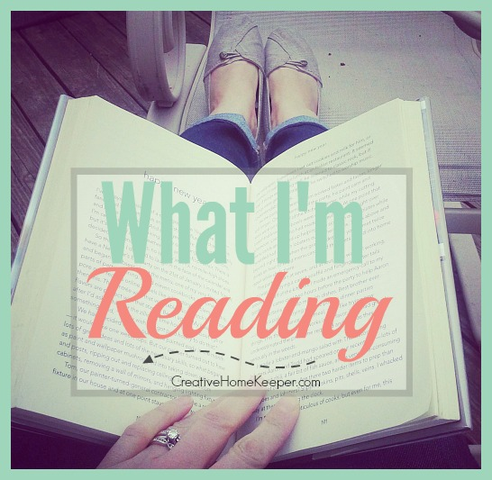 What I'm Reading {November 2015 Edition}
