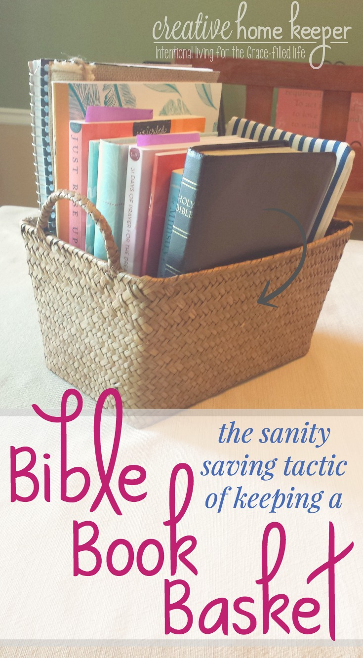 Want A More Organized And Productive Devotional Time? Try The Sanity Saving  Tactic Of Keeping