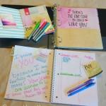 Live Original Prayer and Inspirational Notebook