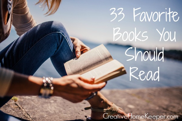Looking for some good reads? Try a few titles from this list of favorite books. From Spiritual growth, faith, marriage, motherhood, children's lit and books to inspire, there is something for just about everyone on this list.