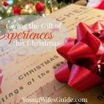 Experience Gifts {Holiday Gift Guide}