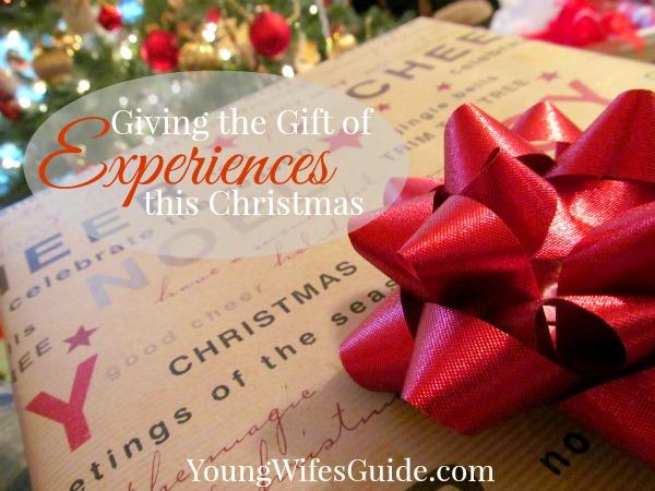 This year consider giving experience gifts. Not only are they naturally clutter-free but they create memories your family will cherish for years to come.