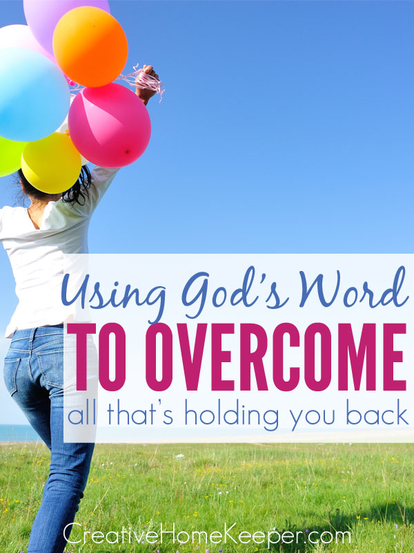 Are you ready to break-free from all barriers and live life confidently? It's time to break through those barriers and begin living free in Christ! It's time for overcoming all that' holding your back!