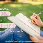 Be More Intentional with Priorities Based Mission Statement