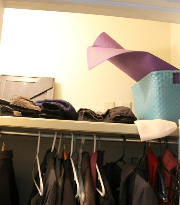 Are your hall closets stuffed and overflowing? It's time to tackle closet organization on the 52-Week Home Project journey. Simple tips and tricks, as well as a look into a real hall closet organization project.