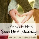5 Books to Help Grow Your Marriage