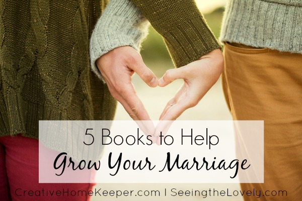 Do you like to read? Do you want to grow your marriage? These are the books for you! Read together with your spouse and watch your marriage transform as you put into place the Biblical truths and applications shared in this marriage transformative books.