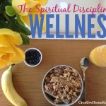 The Spiritual Discipline of Wellness