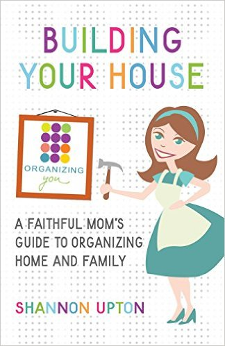Building your house on the cornerstone of Jesus benefits your family, your routines and creates a sense of peace and joy in your home. When we get to the root cause of our clutter, our homes benefit but more importantly our family benefits too.