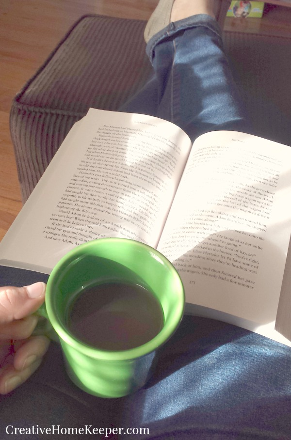 "Refresh and recharge with a simple afternoon ritual by making it a priority to refuel by taking a few minutes of ""Me Time"". Grab a book and your favorite cup of warm tea to enjoy a little Nap and Me Recharge Time."