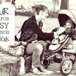Mommy On the Go: 4 Tips for Easy Outings with Kids