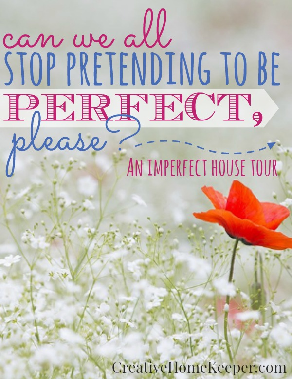 What if we all stop trying to be perfect? Can we remove the lense and give a glimpse into our real, unstaged, unedited, unfiltered lives? Can we admit that we aren't perfect but are saved through God's grace? What if we embrace the beauty in the real life mess?