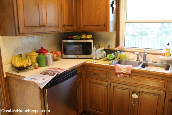 Bon Countertops Can Be Magnets For Collecting Clutter But With These Simple Kitchen  Counter Organization Tips You