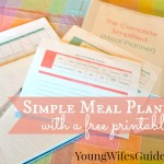 My Best Simple Meal Planning Tip